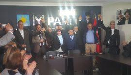 İYİ Parti Keşan İlçe Teşkilatı İl Genel Meclis Üyesi Adaylarını Tanıttı