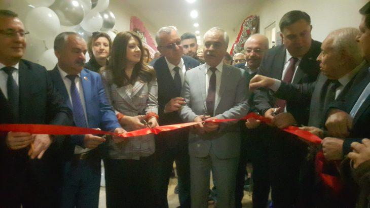 Aktan Mimarlık Bürosunun Yeni Yerindeki Açılışı Gerçekleşti.
