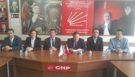 """CHP Keşan İlçe Başkanı Yıldız, """"Seçim Sonuçları İlçemize Hayırlı Olsun"""""""