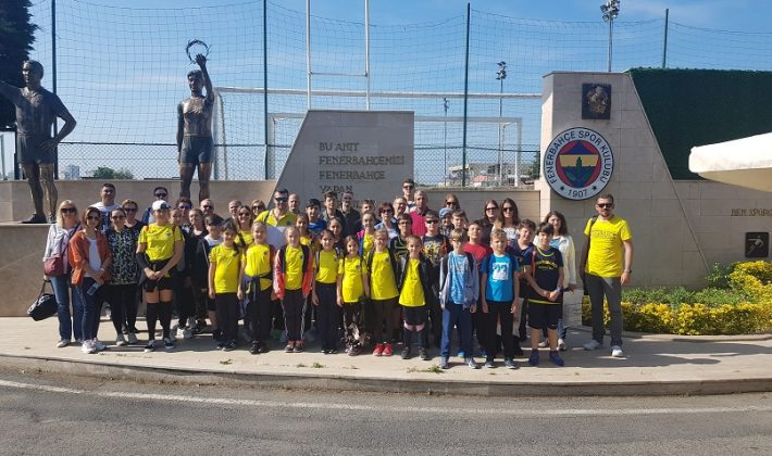 Fenerbahçe Okulları İstanbul'da All Star Etkinliğine Katıldı