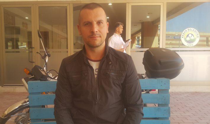 Keşanlı sanatçı Ergin Kılıkçıer'den sitemize özel açıklama