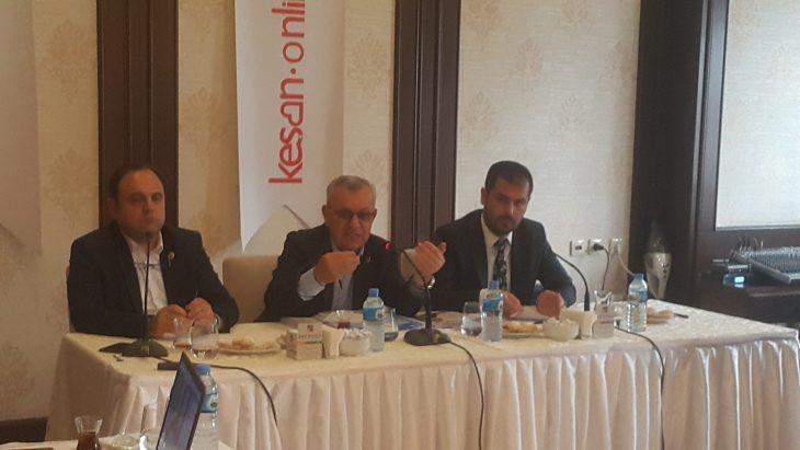Mustafa Helvacıoğlu Keşan Online'deki canlı yayında Keşanlılarla buluştu.