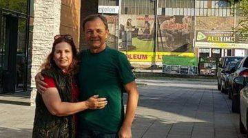 Şeref Aldanmaz'ın eşi Zeliha Aldanmaz vefat etti