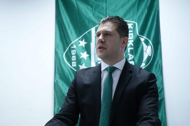 GMG Kırklarelispor, ulusal kulüp lisansı aldı