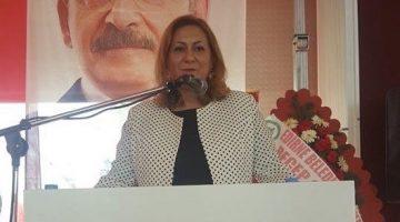 CHP Edirne İl Kadın Kolları Başkanı Çiğdem Gegeoğlu'dan 24 Temmuz Lozan Barış Anlaşması Açıklaması