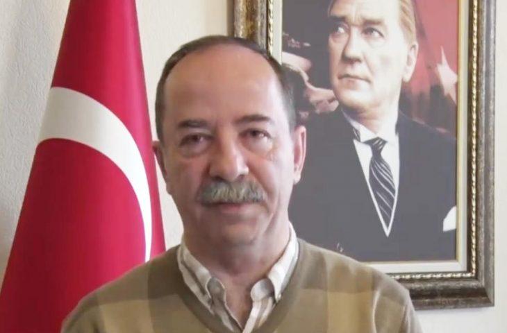 """Edirne Belediye Başkanı Gürkan'dan """"İstiklal Marşı'nı balkondan okumaya"""" davet"""