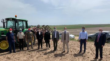 AK Parti Edirne İl Başkanı İba'nın ziyaretleri