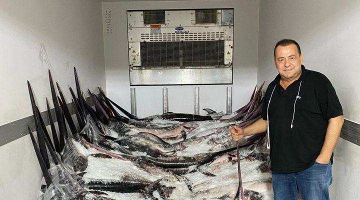 Edirne'den İtalya'ya balık ihracatı