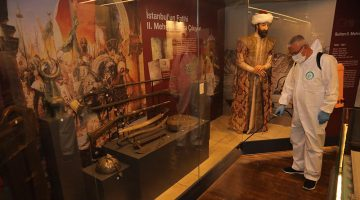Edirne Belediyesi Kent Müzesi açıldı