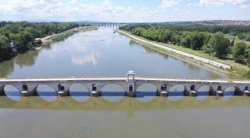 Meriç Nehri'nin debisi, yağışlarla iki günde yüzde 50'den fazla yükseldi