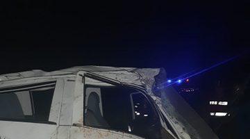 Uzunköprü'de trafik kazasında 1 kişi öldü, 2 kişi yaralandı