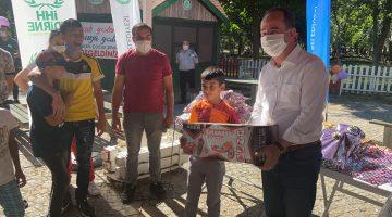 Edirne'de 1. Geleneksel Çocuk Şenliği