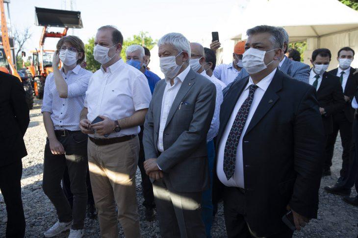 Edirne Kırkpınar Tarım Hayvancılık Gıda ve Sanayi Fuarı açıldı