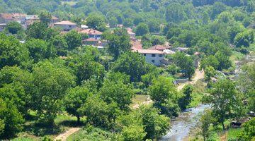 Çanakkale'de Yolindi köyü karantinaya alındı