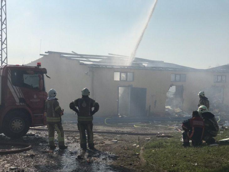 Sakarya'da havai fişek fabrikasındaki patlamaya ilişkin 3 kişi hakkında gözaltı kararı