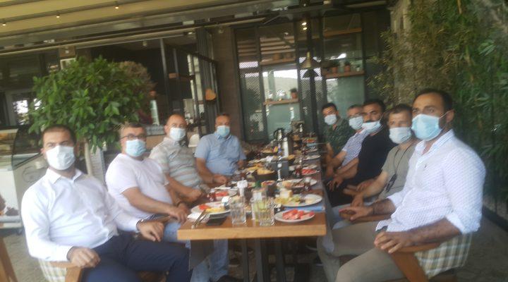 Keşan'da kulüp başkanları Kulüpler Birliği için bir araya geldi