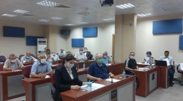AK Parti Edirne İl Başkanı İba, İl Genel Meclis toplantısına katıldı
