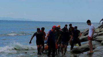 Tekirdağ'da deniz kenarında ceset bulundu