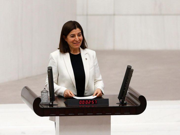 """TBMM KEFEK Başkanı Aksal: """"Şiddete karşı sıfır tolerans ilkesiyle kadına karşı şiddetle mücadele edilmektedir"""""""