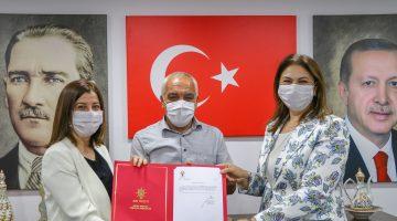 AK Parti Süloğlu İlçe Başkanlığına Veli Çolak atandı