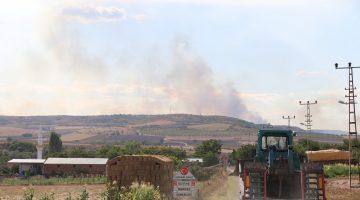 Bulgaristan'daki yangın için Türk tarafında önlemler artıyor