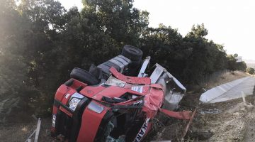Keşan'da trafik kazası: 1 yaralı