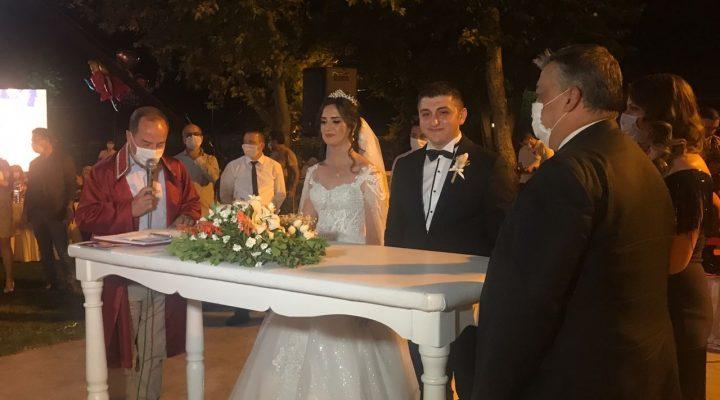 Edirne Göç İdaresi Müdürü Aşılıoğlu'nun mutlu günü