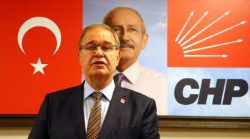 """FAİK ÖZTRAK """"MİLLET KRAL DEĞİL, KURAL İSTİYOR"""""""