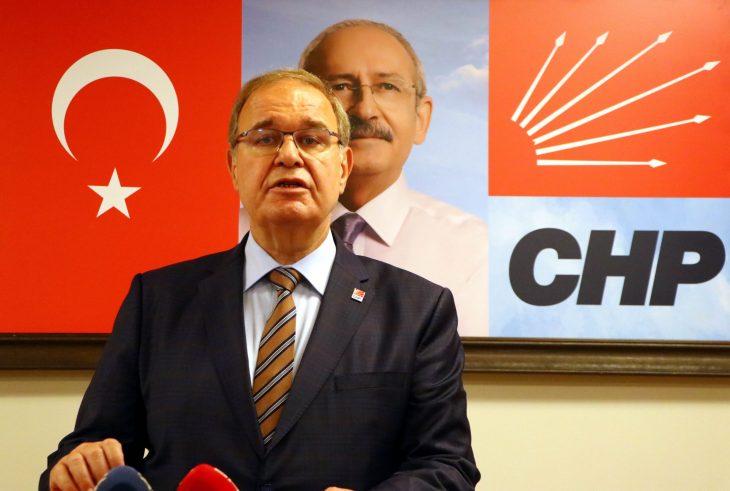 """CHP Sözcüsü Öztrak:""""MİLLET KABUSU YAŞARKEN, AK PARTİLİLER TATLI RÜYADA"""""""