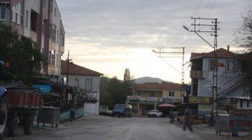 Keşan'da bir köyde Kovid-19 tedbirleri artırıldı