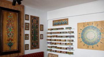 Osmanlı yadigarı süsleme sanatıEdirnekari, Bulgaristan'da tanıtılacak