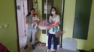 Keşan'da Hoşgeldin Bebek Projesi