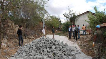 Lalapaşa Kaymakamı Çakal'dan köylere ziyaret