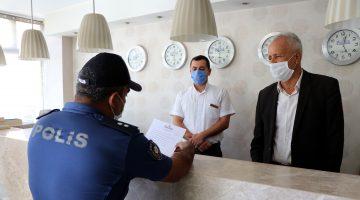 """Edirne'de otel işletmecileri """"HES kodu"""" uygulamasından memnun"""