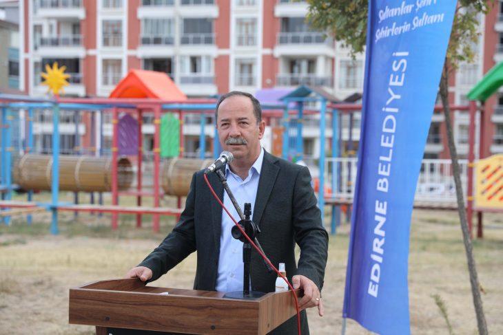 EdirneBelediye Başkanı Recep Gürkan'ın yargılandığı davanın 2. celsesi görüldü