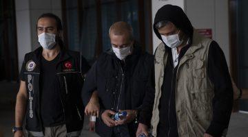 Edirne'de uyuşturucu operasyonunda yakalanan 3 zanlı tutuklandı