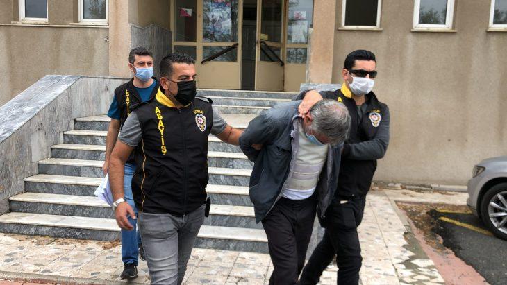 Çorlu'da cami bahçesinde öldürülen kişinin katil zanlısı yakalandı