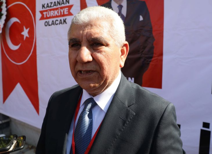 """MHPEdirneİl Başkanı Tercan: """"Türklük önceliktir, millet esastır, hürriyet sevdadır"""""""