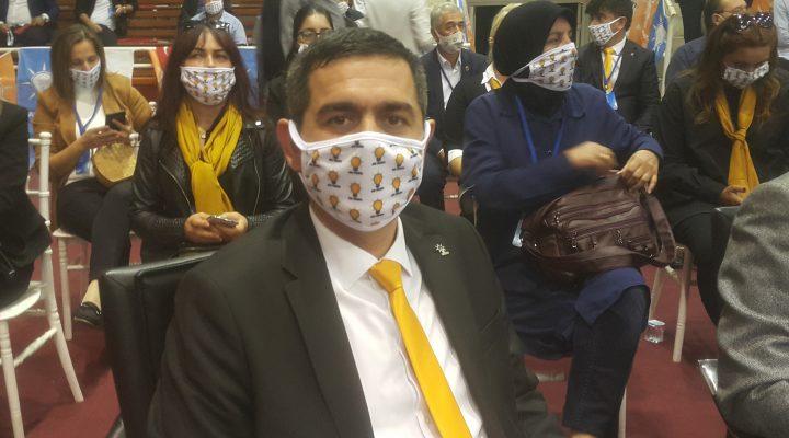 Gürcan Kılınç'tan kongreye katılanlara teşekkür
