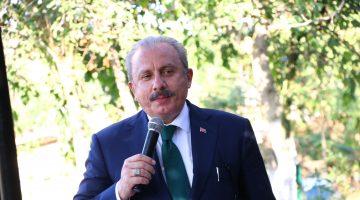 TBMM Başkanı Mustafa Şentop 15 Ocak'ta Keşan'ı ziyaret edecek