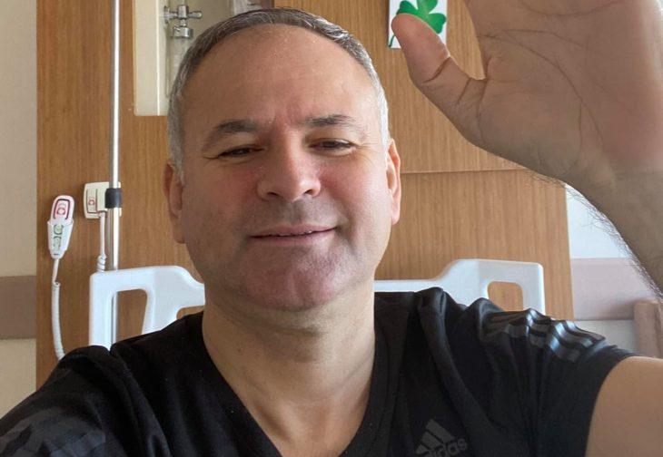 Kaynarca Belediye Başkanı Türker'in Kovid-19 testi pozitif çıktı
