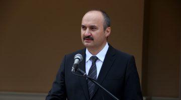EdirneValisi Canalp, eğitim öğretim dönemi dolayısıyla öğrencilere başarı diledi