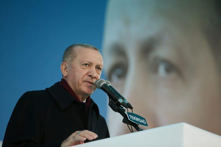 AK Parti Tekirdağ 7. Olağan İl Kongresi gerçekleşti