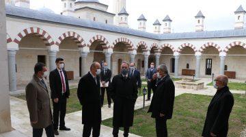 Müzeler şehri Edirne'ye gelecek yıl bir düzine müze daha kazandırılacak