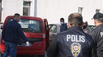Keşan'da Kovid-19 tespit edilen kişi Nüfus Müdürlüğünde işlem yaparken yakalandı