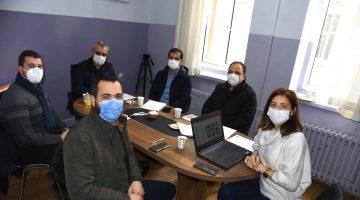 Helvacıoğlu, Keşan Kent Müzesi çalışmalarını inceledi