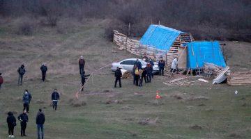 Kırklareli'nde bir kişi ağılda silahla vurulmuş olarak ölü bulundu
