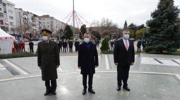 Atatürk'ün Kırklareli'ne gelişinin 90. yıl dönümü