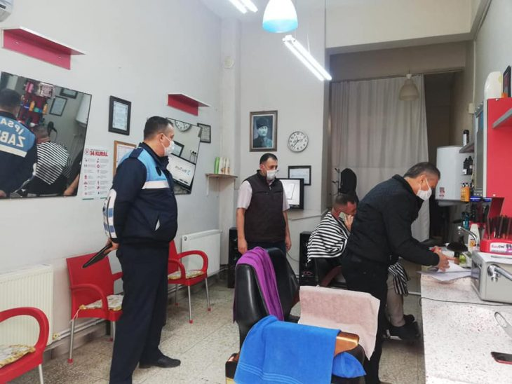 İpsala'da ev ziyaretleri Kovid-19 vakalarını artırdı