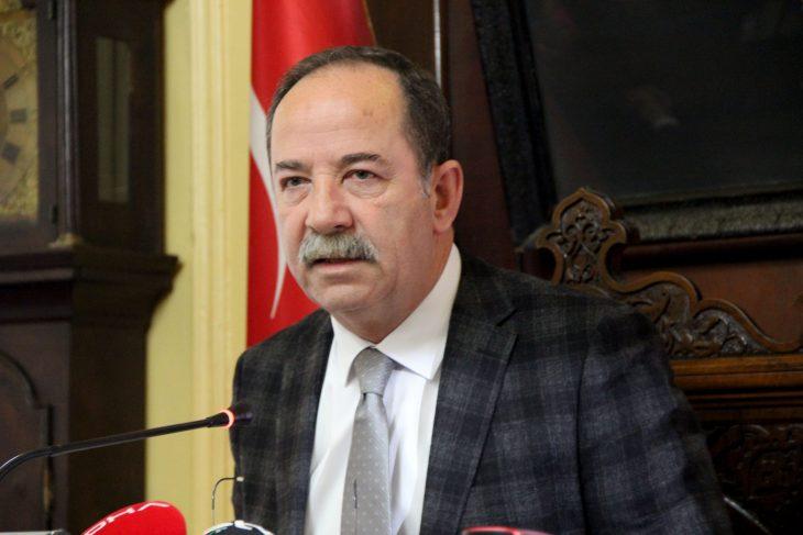 """Edirne Belediye Başkanı Gürkan: """"Trakya son 91 yılın en kurak dönemini yaşıyor"""""""